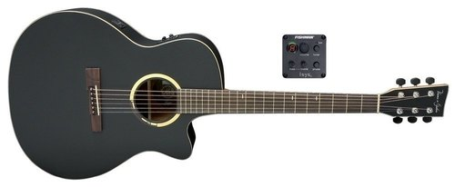 B-20-CE Bayou Satin-Black
