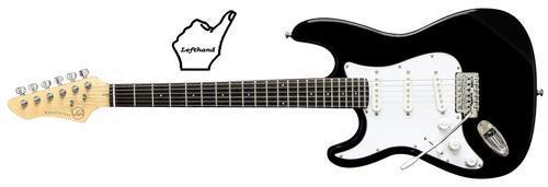 E-Gitarre Classix-Series RoadCruiser VST-100 Black
