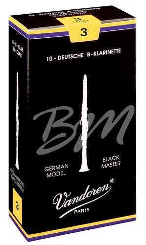 2,5er Black-Master Bb-Klarinette