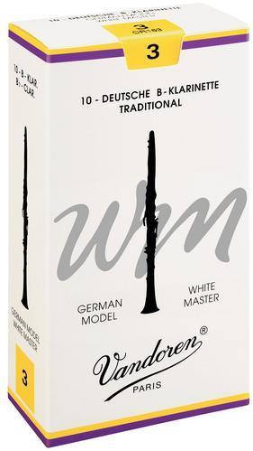 3,5er White-Master Bb-Klarinette