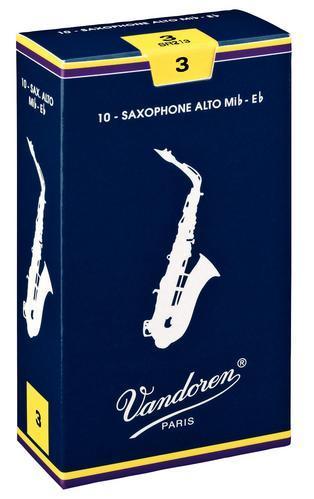 4er Blätter Altsaxophon