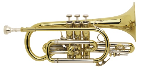 Bb-Kornett 184 Stradivarius Serie 184G
