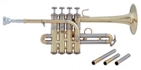 AP190S Piccolo-Trompete Artisan