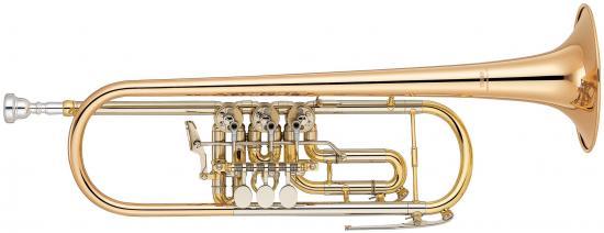 B-Trompete YTR-436G