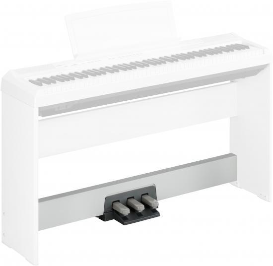 LP5 Pedaleinheit Weiß
