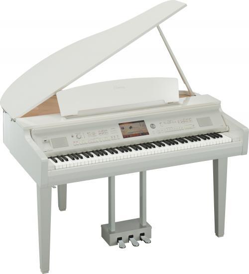 CVP-709GPWH Clavinova Digital-Grand-Piano weiß
