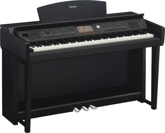 CVP-705B Arranger-Piano Schwarznuss
