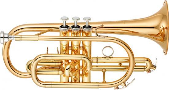 Bb-Kornett YCR-4330G II