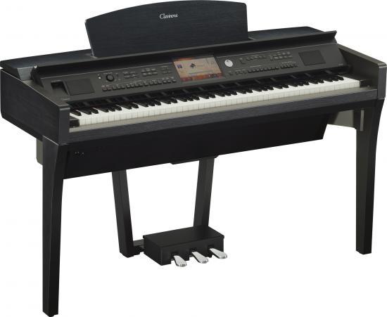 CVP-709B Arranger-Piano Schwarznuss