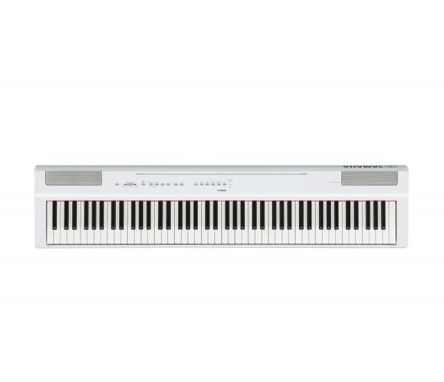 P-125W Stagepiano weiss