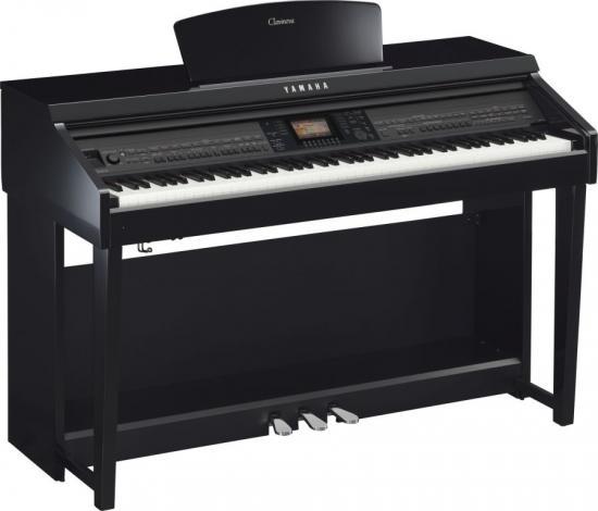 CVP-701PE Arranger-Piano Schwarzpoliert