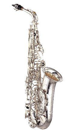 YAS-82ZS Altsaxophon versilbert