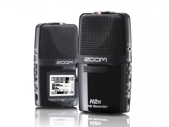 Portabler WAV/MP3 Recorder H2N