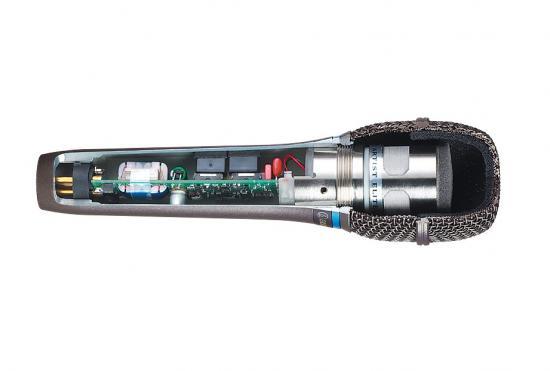 AE-3300 Kondensatormikrofon Nierencharakteristik