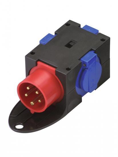 CEE-3SK Kompakter Stromverteiler