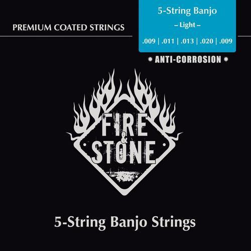 Satz Saiten für 5-String