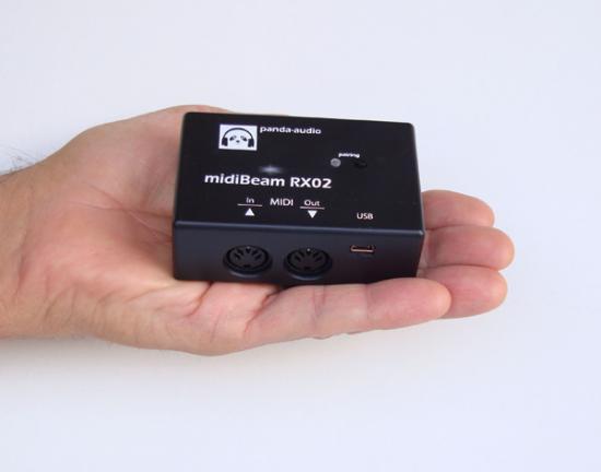 Funk-Midi-System und USB-Midi-Interface