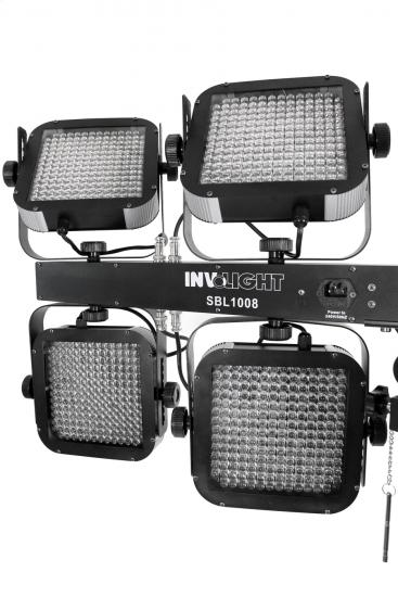 SBL1008 - Mobile LED Lichtanlage
