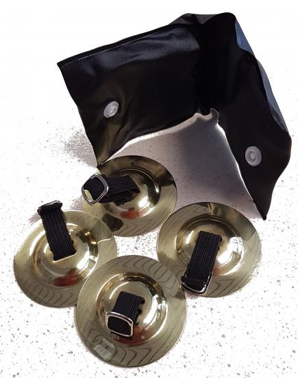 GFC2 Finger Cymbals