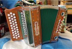 Mini-Harmonika G-C-F