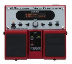 VE-20 Vocal Performer Boss
