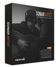 Sonar Artist Recording-Software CAKEWALK