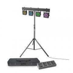 MultiPAR2 Lichtanlagen-Set Cameo