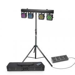 MultiPAR3 Lichtanlagen-Set Cameo