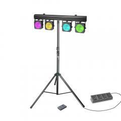 MultiPARCOB Lichtanlagen-Set Cameo