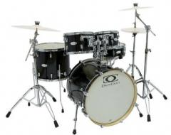 Progressive-5 Drumset Shadow-Black Gewa