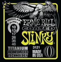 EB3121 Slinky Coated Ernie Ball