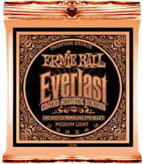 EB2546 Everlast-Coated Ernie Ball