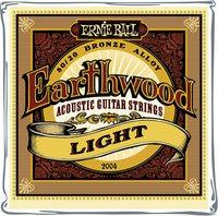 EB2004 Earthwood Bronze Light Ernie Ball