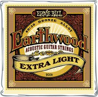 EB2006 Earthwood Bronze Extra Light Ernie Ball