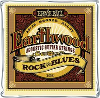 EB2008 Earthwood Bronze Rock und Blues Ernie Ball