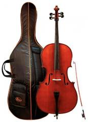 Cellogarnitur Set Allegro 1/8 Gewa