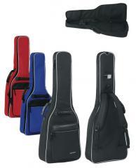 Tasche 1/4-1/8-Konzertgitarre schwarz Gewa