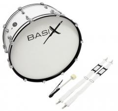 Marching Bassdrum 26x10Zoll Basix