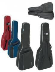 Tasche 1/4-1/8-Konzertgitarre rot Gewa