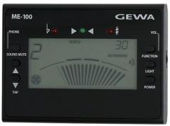 ME-100 Digitales Metronom Gewa