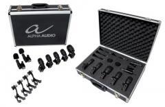 Schlagzeug-Mikrofonset MIC Drumbox 7 Alpha Audio