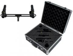 Kleinmembranmikrofonset MIC studio S Alpha Audio