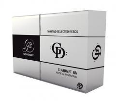 3,25er GD-Reeds Bb-Klarinette Gonzalez