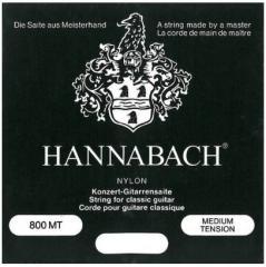 Klassikgitarrensaiten mit extra D-Saite Hannabach