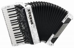 Amica-III-72 Weiss Design-2 Hohner