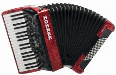 Amica-III-72 Rot Design-2 Hohner