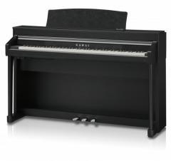 CA-67 Digitalpiano Schwarz Kawai