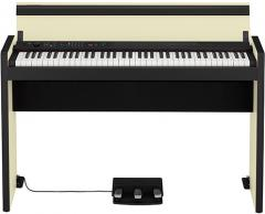 LP-380 Digital-Piano Cream-Black Korg