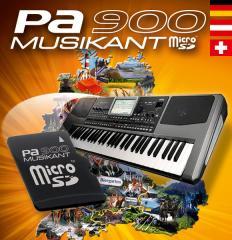 Pa900 MUSIKANT Erweiterung Korg