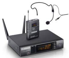 WS1G8-BPH Funkmikrofon Headset LD Systems